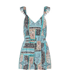 Moroccan Moon Playsuit