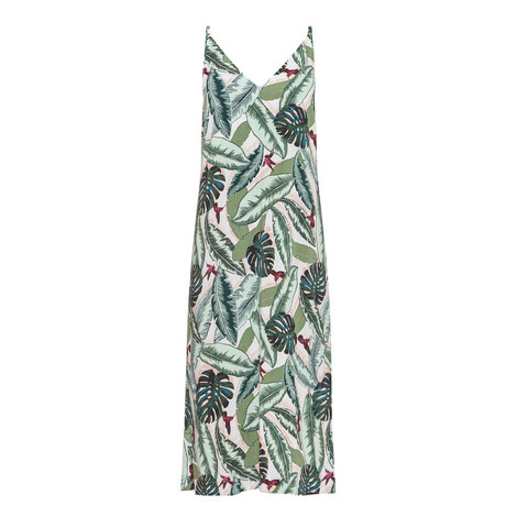 Palm Beach Slip Dress, ${color}