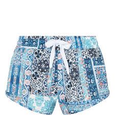 Silk Market Shorts