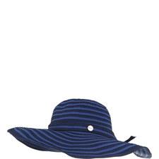 Striped Sun Hat