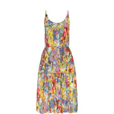 Iconic Prints Floral Dress