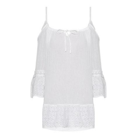 Ibiza Cold Shoulder Dress, ${color}