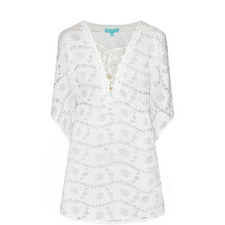 Cindy Embroidered Kaftan
