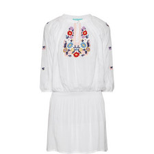 Nadja Embroidered Detail Dress
