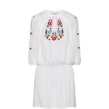 Nadja Embroidered Detail Dress