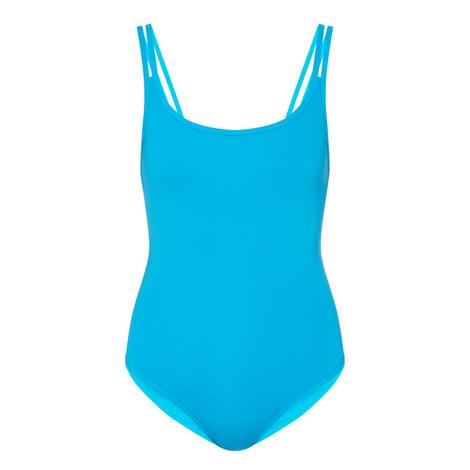 Jet Set Scoop Neck Swimsuit, ${color}