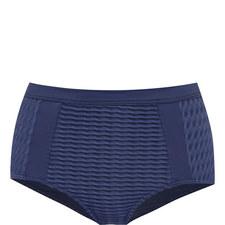 Evoke High Waisted Bikini Bottom