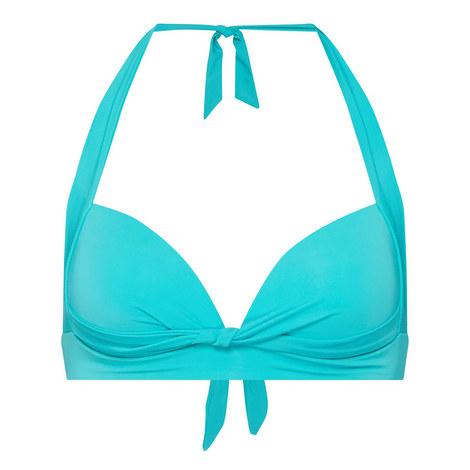 Jetset Halter Neck Bikini Top, ${color}