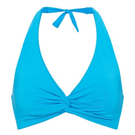 Jet Set Twist Bikini Top, ${color}