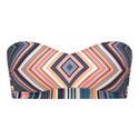 Spectrum Bandeau Bikini Top, ${color}