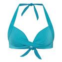 Jet Set Halter-Neck Bikini Top, ${color}
