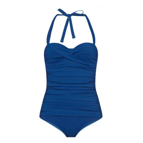 San Diego Bandeau Swimsuit, ${color}