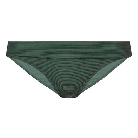 Polynesia Fold-Over Bikini Bottoms, ${color}