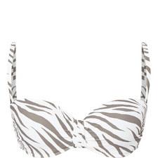 Kalahari Balcony Bikini Top