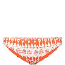 Punta del Este Foldover Bikini Bottoms