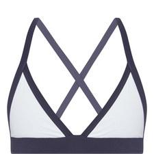 BB Reversible Triangle Bikini Top