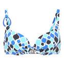 Ankara Printed Bikini Top, ${color}