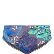 Havana High-Waisted Bikini Briefs