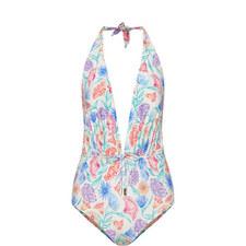 Phoenix Floral Swimsuit