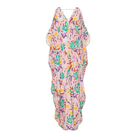 Kaya Matisse Silk Kaftan, ${color}