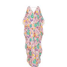 Kaya Matisse Silk Kaftan