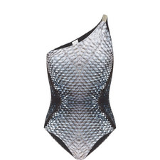 Icelandic Asymmetric Swimsuit