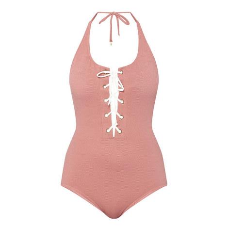 Sue Halterneck Swimsuit, ${color}