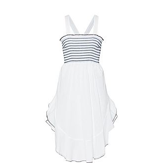Lia Smocked Dress