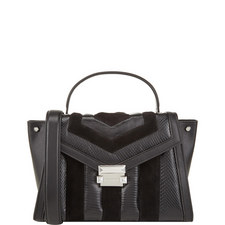 Whitney Satchel Bag Medium