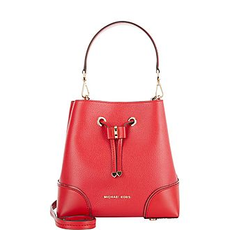 Mercer Gallery Small Bucket Bag