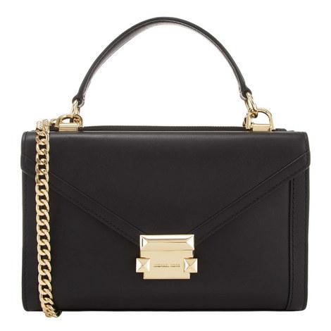 Whitney Messenger Bag Small, ${color}