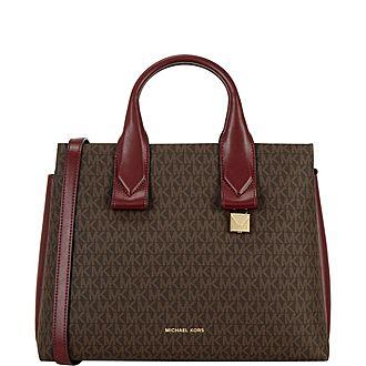 Rollins Large Satchel Bag