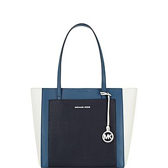 Anette Large Pocket Tote