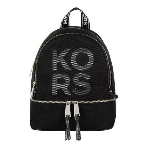 Rhea Logo Backpack, ${color}