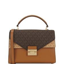 Sloan Satchel Bag
