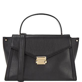 Whitney Large Satchel Bag