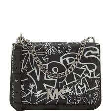 Mott Graffiti Crossbody Bag