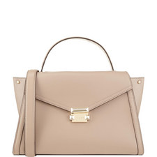Whitney Satchel Bag Large