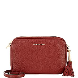 michael kors crossbody bag brown thomas