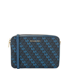 Diagonal Large Crossbody Bag