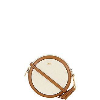 Canvas Canteen Crossbody Bag