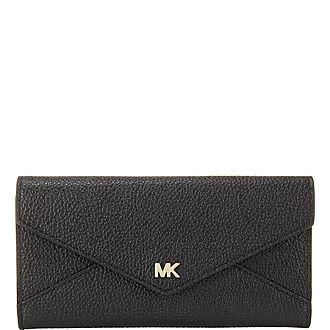 Mott Slim Envelope Trifold Wallet