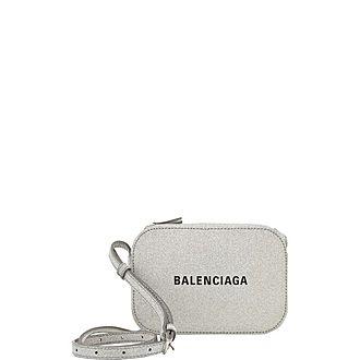 Glitter Everyday Small Camera Bag