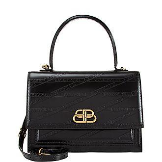 Sharp Medium Shoulder Bag