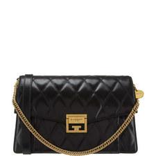 GV3 Quilted Medium Shoulder Bag