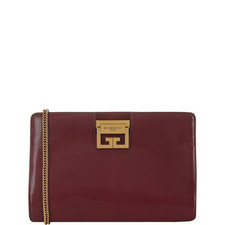 GV3 Leather Clutch