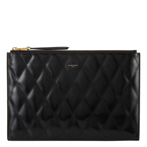 Quilted QV3 Pouch, ${color}