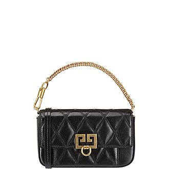 GV3 Quilted Mini Bag