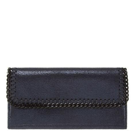 Falabella Flap-Over Wallet, ${color}