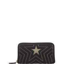 Studded Continental Wallet